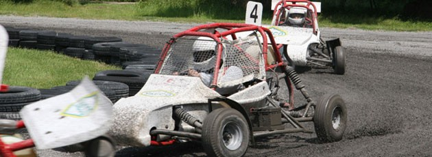 Team building Karting et Cross Kart-Ysséo Event (1,