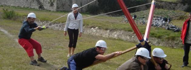 Team building olympiades - Agence événementielle La Rochelle - Ysséo Event