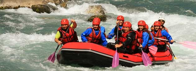 Team building rafting-Ysséo Event (1,