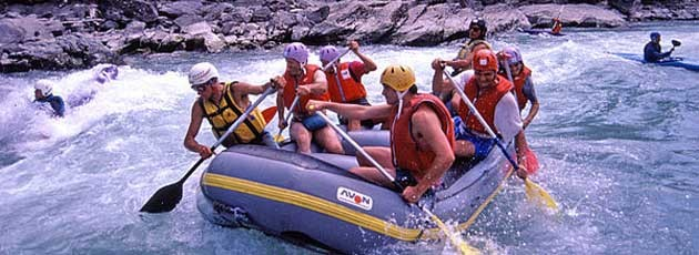 Team building rafting-Ysséo Event (3,