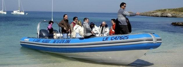 Team building raid zodiac La Rochelle - Agence événementielle La Rochelle Ysséo Event (5,
