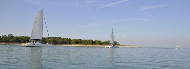Team building sortie voile La Rochelle - Agence événementielle La Rochelle Ysséo Event (6,