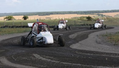 Team building Karting et Cross Kart-Ysséo Event