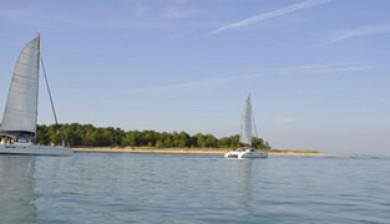 Team building sortie voile La Rochelle - Agence événementielle La Rochelle Ysséo Event