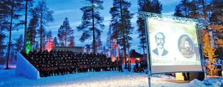 Voyage incentive en Laponie - Ysséo Event agence incentive