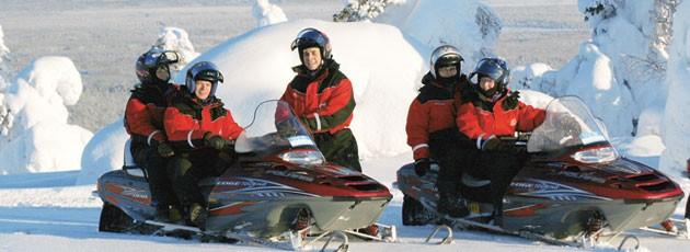 Voyage incentive en Laponie - Ysséo Event agence incentive (3,
