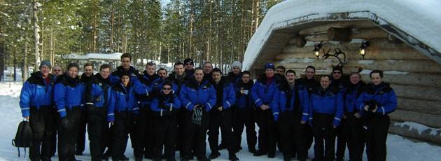 Voyage incentive en Laponie - Ysséo Event agence incentive (6,