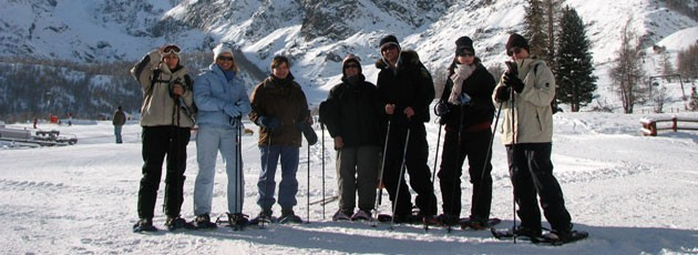 Team building raquettes à neige-Ysséo Event (4,