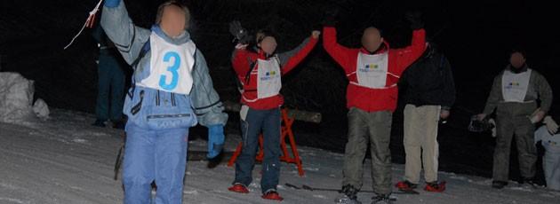 Team building raquettes de nuit (3,