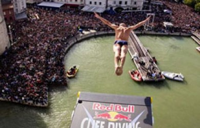 Red Bull Cliff Diving La Rochelle-Ysseo Event