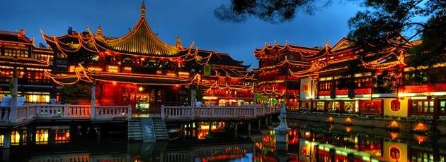 Agence incentive-Voyage incentive à Shanghai 5