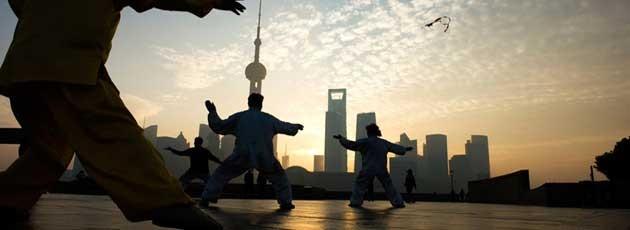Agence incentive-Voyage incentive à Shanghai 4