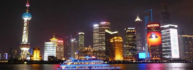 Agence incentive-Voyage incentive à Shanghai 3