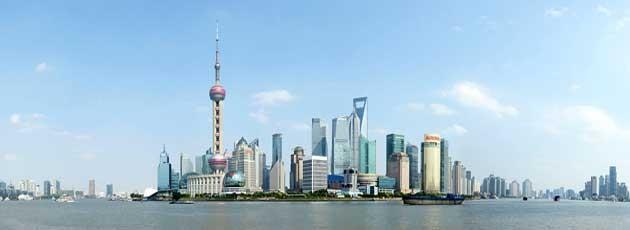 Agence incentive-Voyage incentive à Shanghai 2